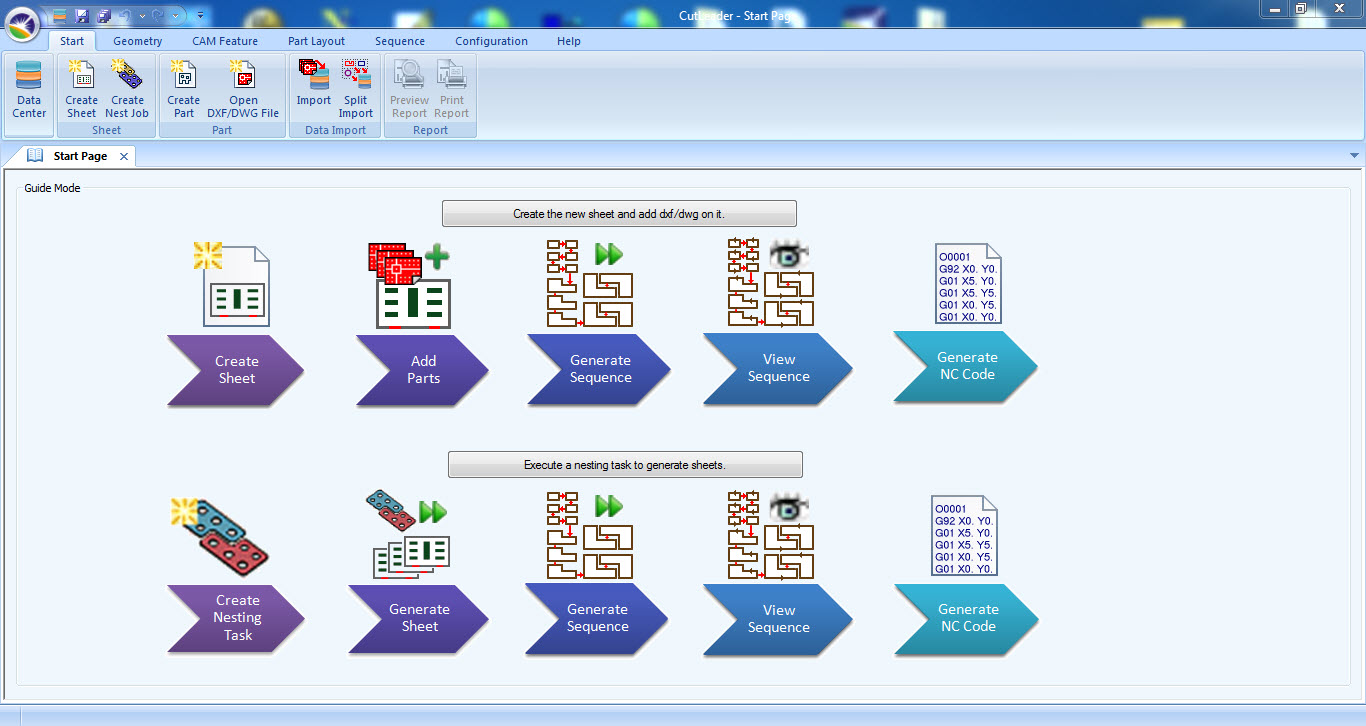 Windows 7 CutLeader 6.4.1 full